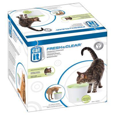 Krabice s fontánkou pro kočky